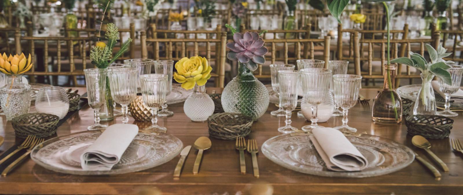 Decoraci n y alquiler para bodas bodas de verano for Alquiler decoracion bodas