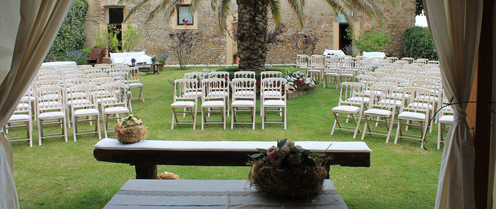 A wedding in the Empordà | Crimons