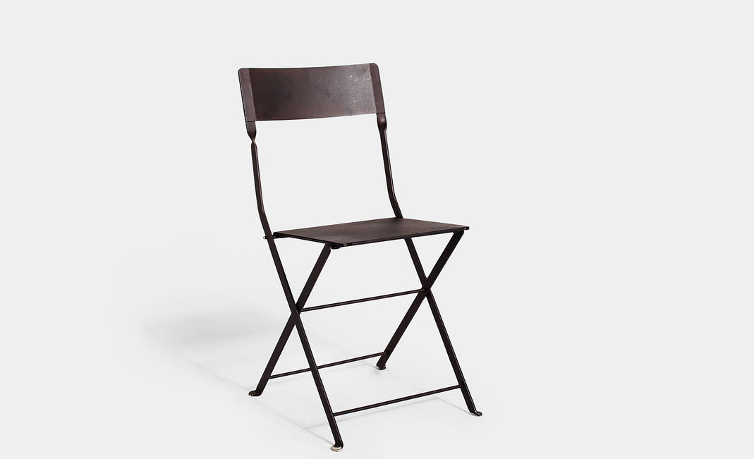 Wrought-Iron Chair | Crimons
