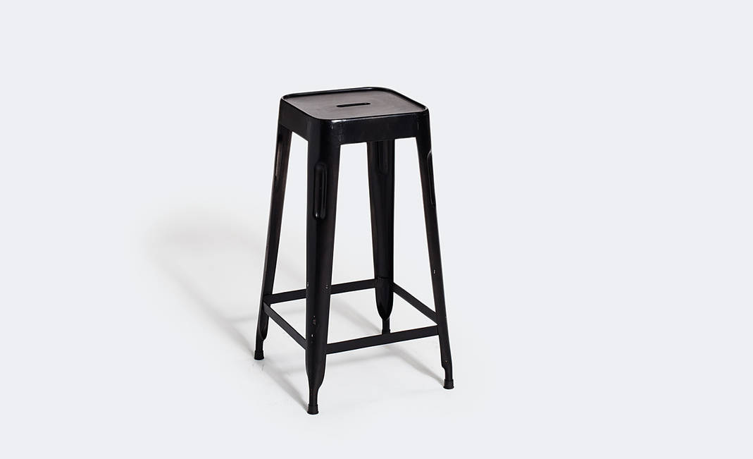 Factory High Stool | Crimons
