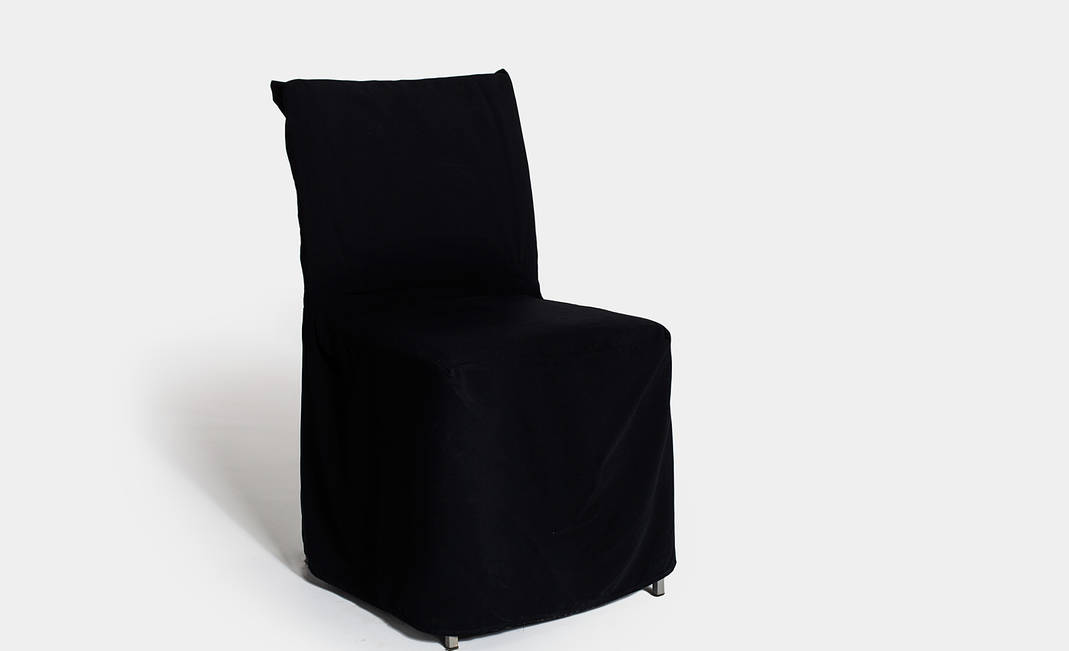 Black cover Ten Chair | Crimons