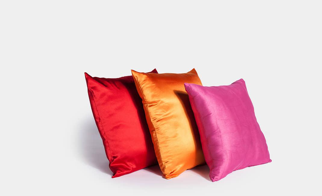 Alquiler cojines de colores - Cojines de colores ...