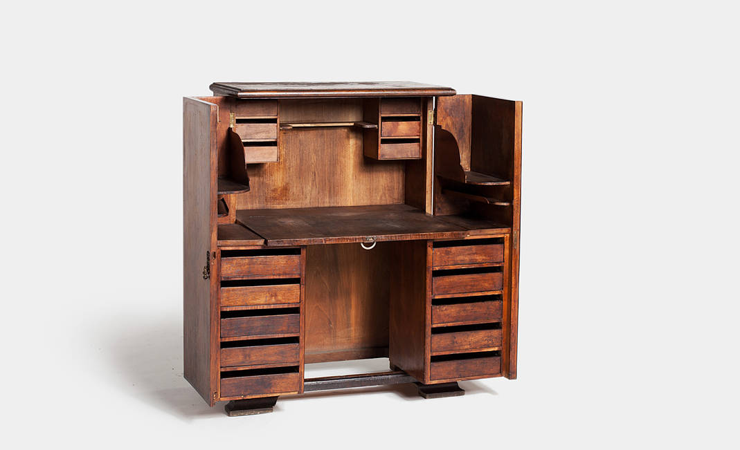 Antique/Wardrobe desk | Crimons