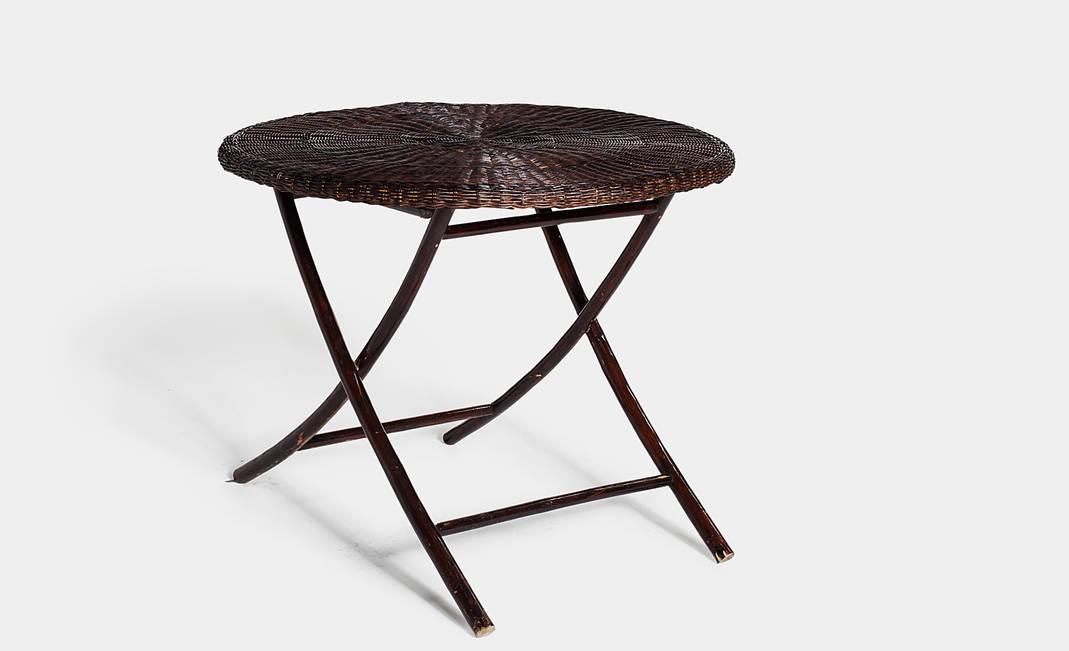 Alquiler mesa mimbre - Mesas de mimbre ...