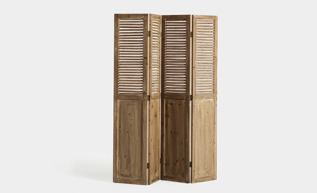 Alquiler de biombos y separadores para eventos biombo de - Biombos de madera ...