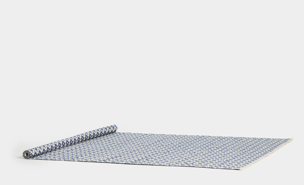 Alquiler de alfombras para eventos alfombra summer azul - Alquiler alfombras ...