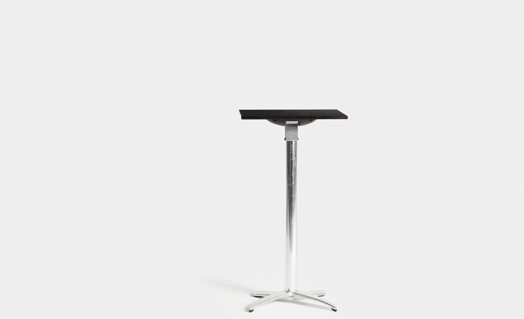 High Black Table | Crimons