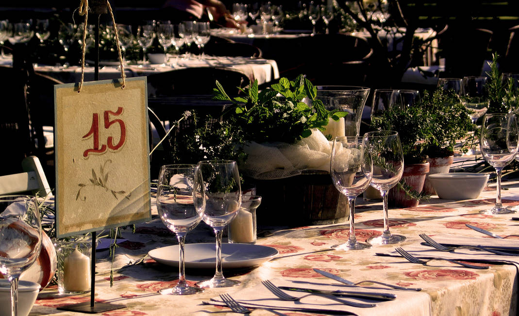 Table numbers | Crimons