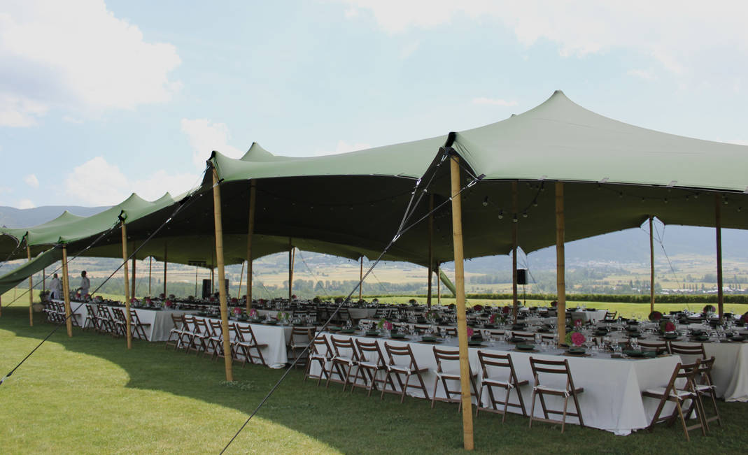 Green Veleo tent | Crimons