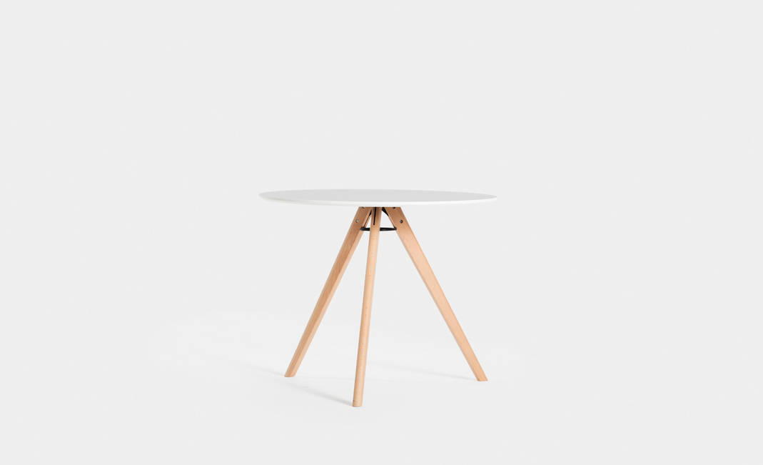 Nord white table | Crimons