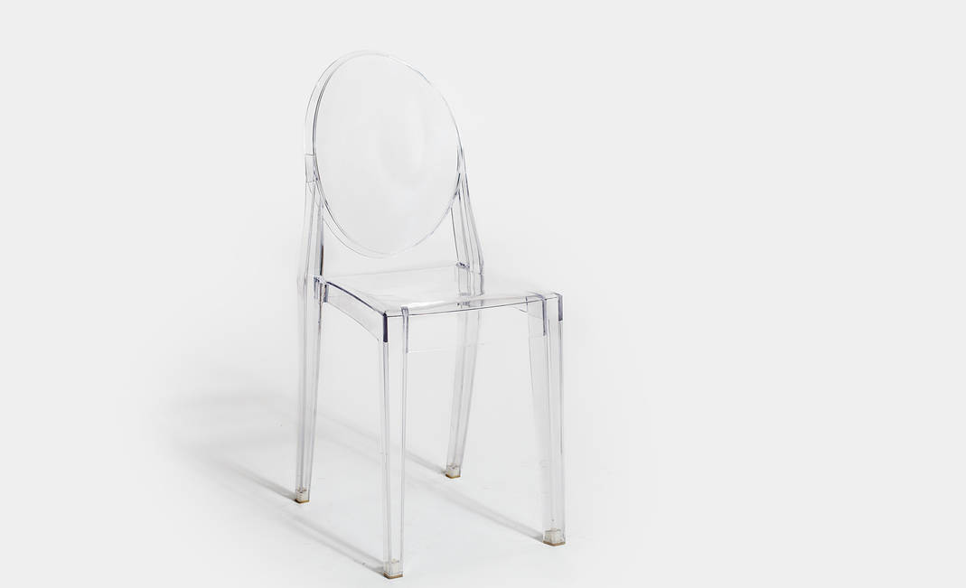 Victoria Ghost chair | Crimons