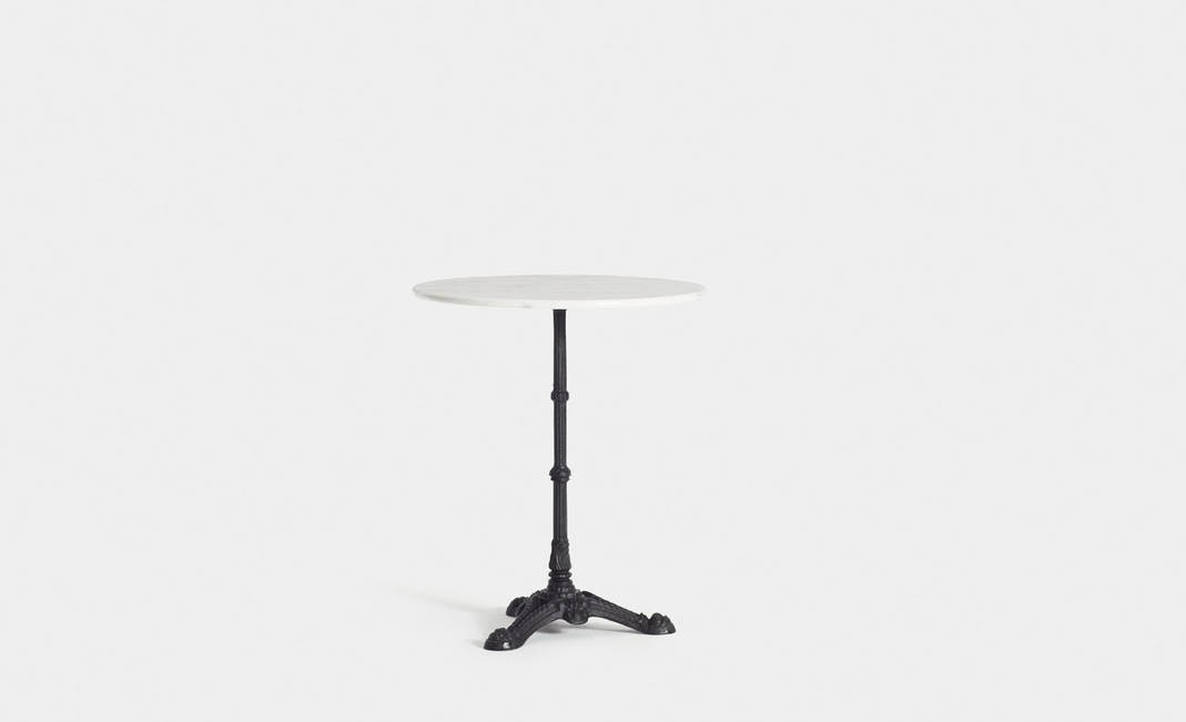 Bistro Marble table | Crimons