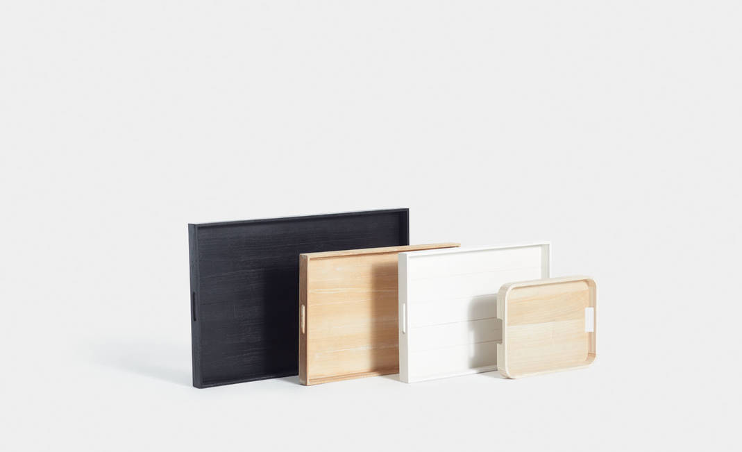 Wooden trays | Crimons