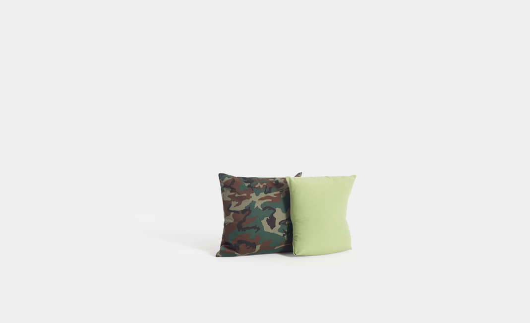 Camouflage cushion | Crimons