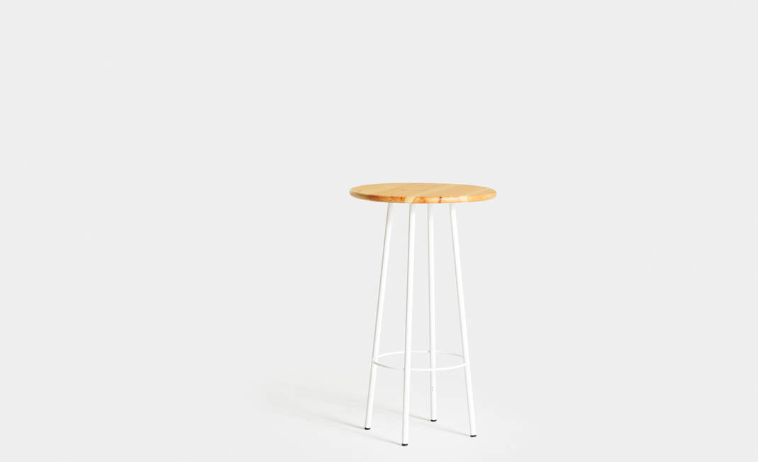 Swedish high table 60Ø | Crimons