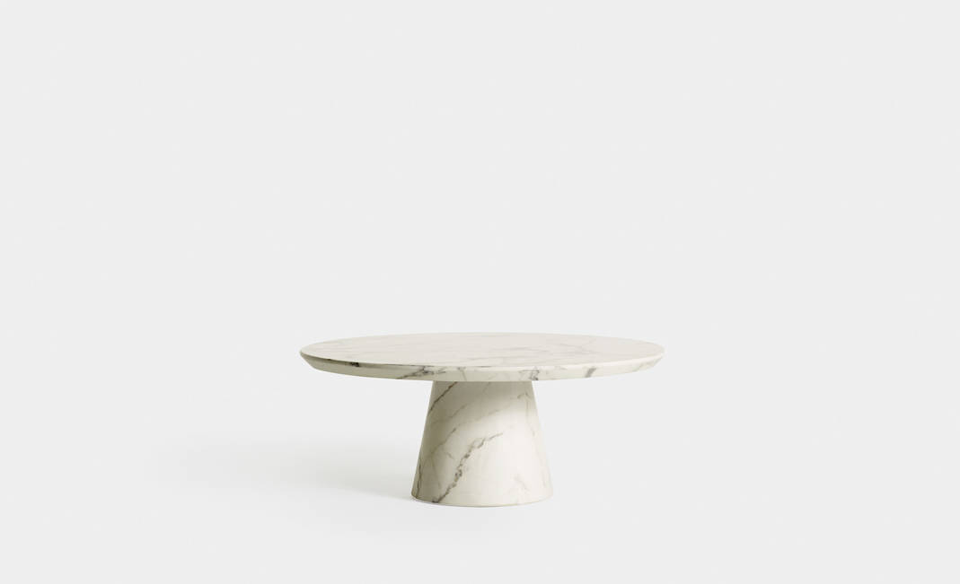 Low Marble Table | Crimons