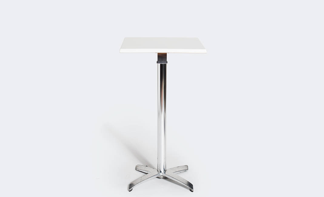 High White Table | Crimons