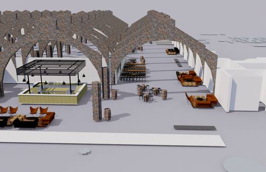 Big events and 3D projects | Crimons