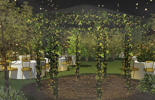 360º projects for thematic events | Crimons
