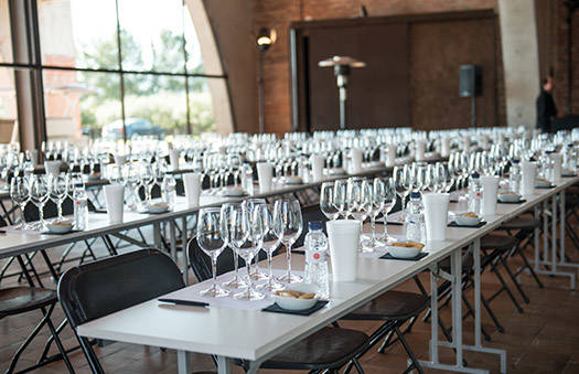 Corporate and business meals in wineries  | Crimons