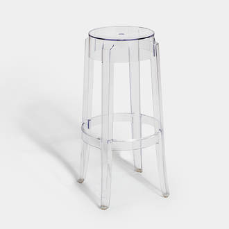 Charles Ghost stool | Crimons