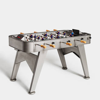 Steel table football | Crimons