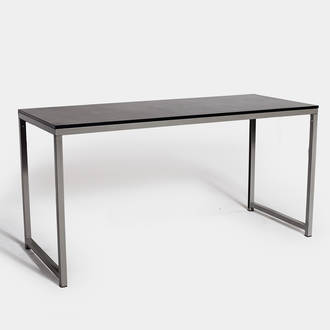 High Black Niza table | Crimons