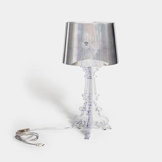 Bourgie Kartell lamp | Crimons