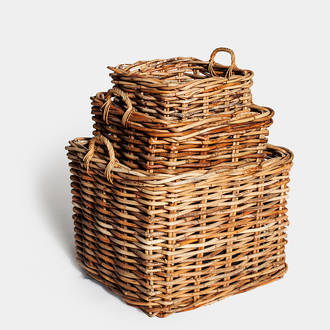 Wicker basket | Crimons