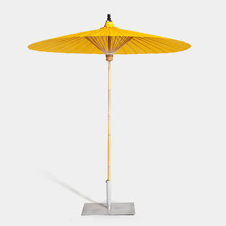 Yellow sunshade | Crimons