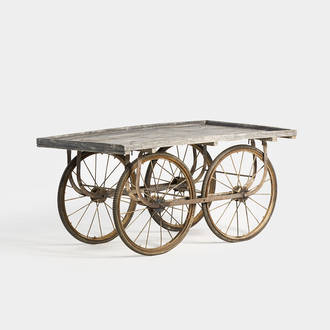Provencal trolley | Crimons