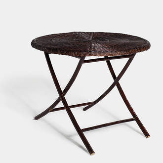 Rattan table | Crimons