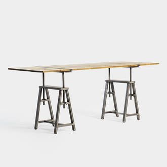 Trestle table | Crimons
