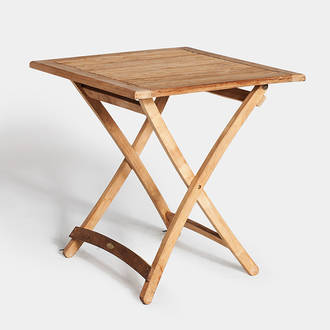 Teack table | Crimons