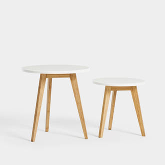 White nordic table | Crimons