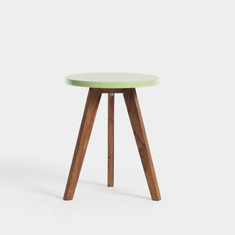 Green nordic table | Crimons