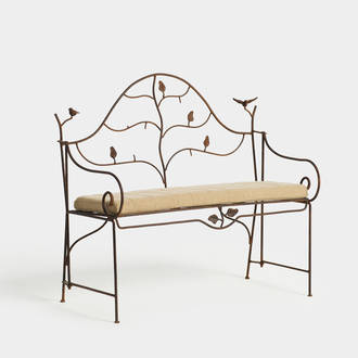 Bird bench | Crimons