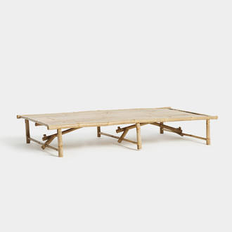 Bamboo bench | Crimons