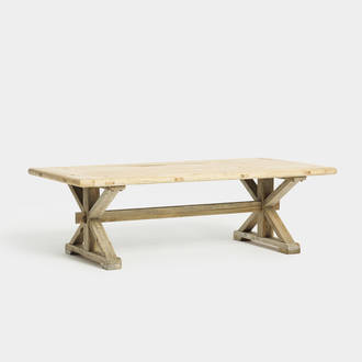 Mesa Madera Antique Baja | Crimons