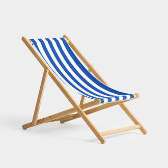 Blue stripped hammock | Crimons