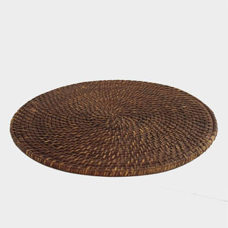 Wicker under mat | Crimons