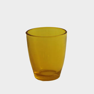 Yellow glass | Crimons