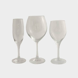 Carbenet glassware | Crimons