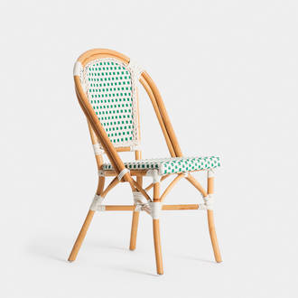 Green Bistro chair | Crimons