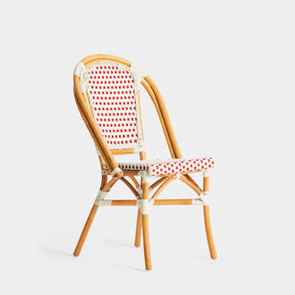 Red Bistro chair | Crimons