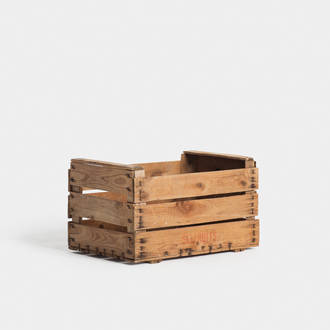 Wooden box | Crimons