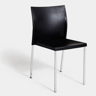 White/black J.Pensi chair | Crimons