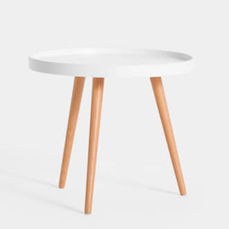 White low Nord table | Crimons