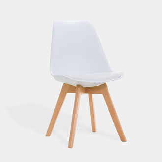 White Nord chair | Crimons
