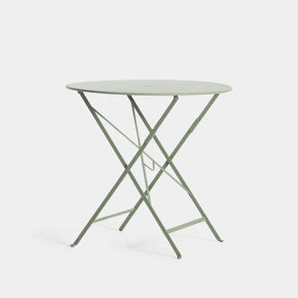 Green garden table | Crimons